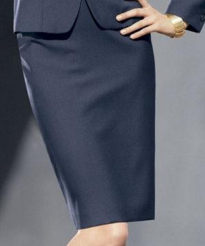 Чистка женской деловой юбки