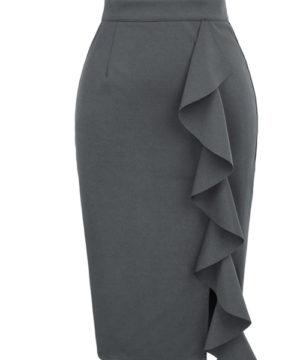 Химчистка женской деловой юбки