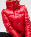 химчистка женской куртки утепленной на синтепоне