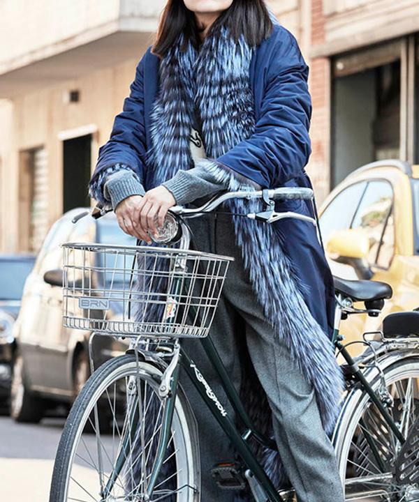 химчистка пальто утепленное натуральным мехом от 100 см