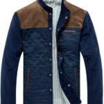 Химчистка мужской куртки с отделкой из замши