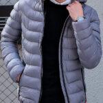 Чистка мужской пуховой куртки