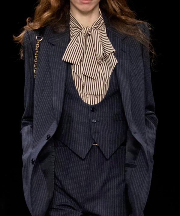 Чистка женского пиджака в химчистке