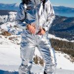 Химчистка женского лыжного комбинезона