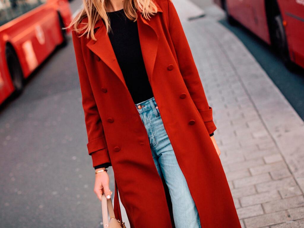 Химчистка женского пальто в химчистке Белый Город